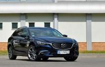 6 + 4 X 4 = Mazda 6 Sportkombi AWD