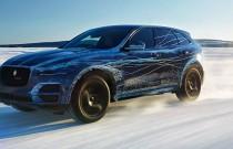 Jaguar F-Pace ekstremalnie sprawdzony