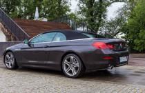 """BMW 640i Cabrio - gdy trafisz """"szóstkę"""" w totka."""