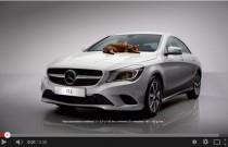 Reklamy warte uwagi: Mercedes CLA