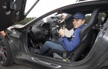 Massa (nie Masa!) jeździł Jaguarem z Bonda