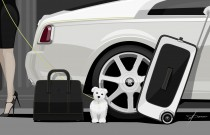 Masz Rolls Royce'a Wraitha? No to zadbaj o bagaż!