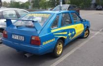 Polonez plus Subaru=Subarnez. Tak złe że aż dobre!