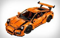 Porsche GT3 RS od Lego - chcemy to bardzo!