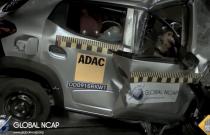 Tak wygląda ZERO gwiazdek w teście NCAP [MOCNE WIDEO]