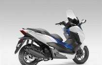 Test: skuter Honda Forza 125