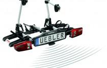 Bezpieczne cofanie z rowerami na haku? Niemcy z Ueblera mówią, że to możliwe.