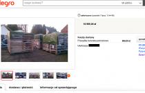 Czar polskich ogłoszeń: flota VW do sprzedania po testach. Do sprzedania w... workach!