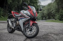 Honda CBR500R: wstęp do świata ścigaczy