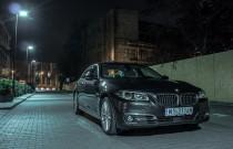 BMW 530d xDrive: test dyrektorskiej limuzyny