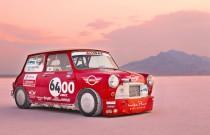 To stare Mini właśnie pobiło kilka rekordów prędkości w Bonneville