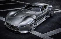 Mercedes w przyszłym roku pokaże swoje pierwsze hiperauto