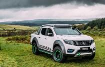 Nissan Navara EnGuard: koncept do zadań ratunkowych