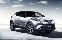 Rewelacyjne wyniki przedsprzedaży nowego crossovera Toyoty. Dlaczego C-HR ma takie powodzenie?