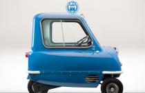 Peel do samodzielnego złożenia: komu najmniejszy samochód świata?