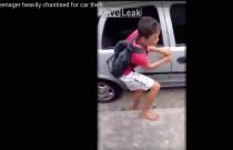 Kara dla złodzieja samochodowego? Mocne i raczej nie dla dzieci.