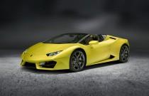 Lamborghini Huracan RWD Spyder: więcej dzikości