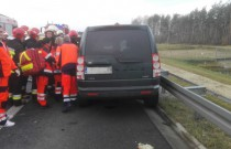 Inspektorzy GITD byli świadkami tragicznego wypadku