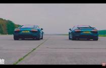 Porównanie Audi R8 V10 z Audi R8 V10 Plus