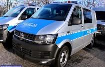 Dolnośląscy policjanci otrzymali nowe busy