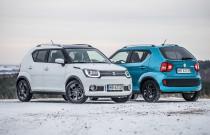 Suzuki Ignis: pierwsza jazda