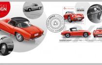 Syrena Sport trafiła na znaczki pocztowe