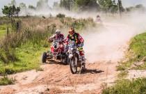 Rajd Dakar: Polacy daleko, wywrotka Sonika