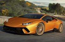 Lamborghini pokazało światu Huracana Performante