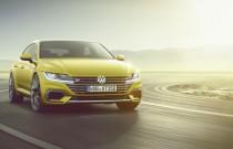 Volkswagen Arteon: następca modelu CC