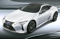 Pakiet tuningowy TRD dla Lexusa LC