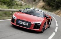 Audi SQ5 i Audi R8 Spyder - mocne premiery Audi na Poznań Motor Show 2017