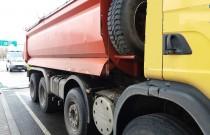 Kolejna przeładowana ciężarówka złapana przez ITD