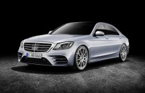 Mercedes Klasy S już po faceliftingu