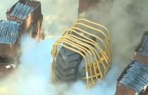 Wybuchające opony mogą być bardzo niebezpieczne