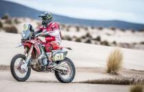 Brabec wygrywa etap maraton Rajdu Dakar, Hondy na dwóch pierwszych miejscach