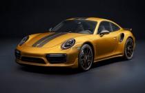 Porsche 911 Turbo S Exclusive Series: powstanie tylko 500 sztuk