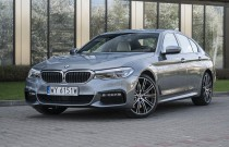 Test BMW 540i: korpolimuzyna