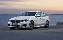Niespodzianka! Oto BMW Serii 6 Gran Turismo!