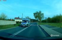 Policja chciała naciągnąć kierowcę na mandat