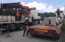 Kierował zestawem przeładowanym o blisko... 10 ton!