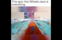Najbardziej emocjonujący wyścig samochodzików, jaki kiedykolwiek widzieliśmy!