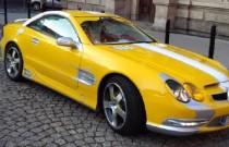 Tego Mercedesa SL prawdopodobnie nie chciałbyś nawet za darmo!