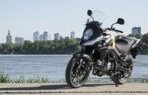 Test Suzuki DL650 V-Strom: turystyk z lekko sportową nutą