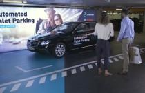 Parkowanie według Mercedesa