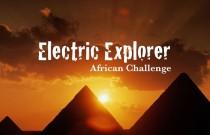 Elektryczne wyzwanie Arkadego Fiedlera – przejedzie Afrykę samochodem na prąd