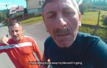 Mężczyźni zaatakowali niewinnych motocyklistów