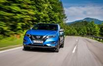Nissan Qashqai i X-trail po faceliftingu: pierwsza jazda