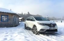 Test Renault Espace