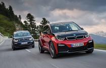 """BMW i3 po faceliftingu i w nowej wersji """"S"""""""