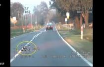 Ponad 140 km/h w pobliżu szkoły